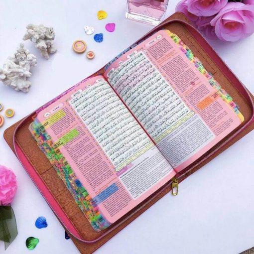 Al-Quran Tagging Diari Magnet Saiz A6 (Pink)